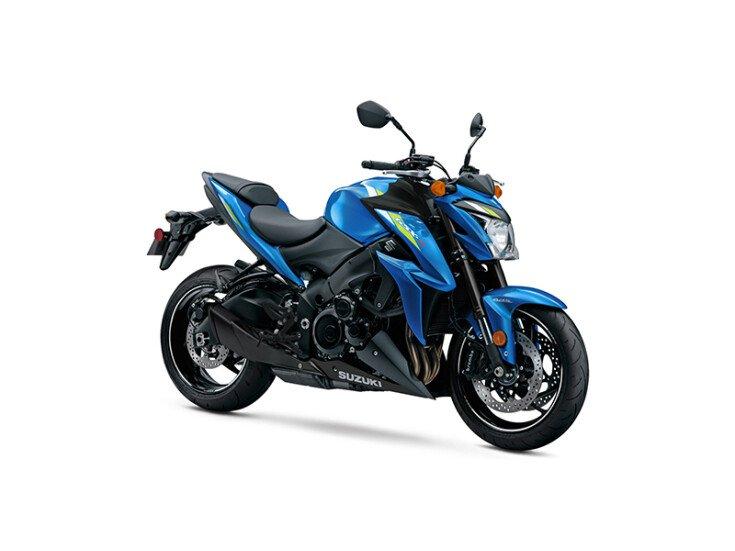 2020 Suzuki GSX-S1000 1000 specifications