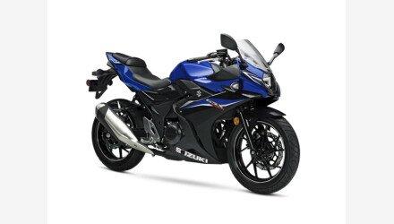 2020 Suzuki GSX250R for sale 200864890