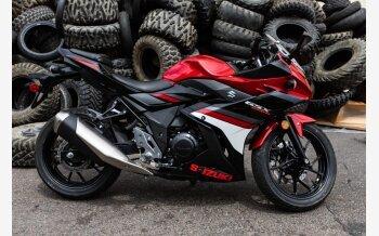 2020 Suzuki GSX250R for sale 200989784