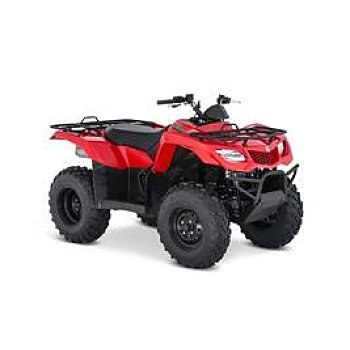 2020 Suzuki KingQuad 400 for sale 200773437
