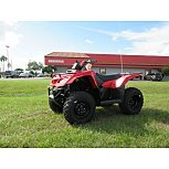 2020 Suzuki KingQuad 400 for sale 200807202