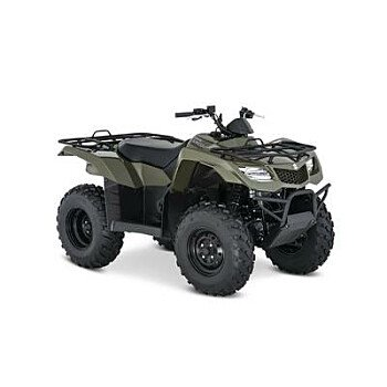 2020 Suzuki KingQuad 400 for sale 200809103