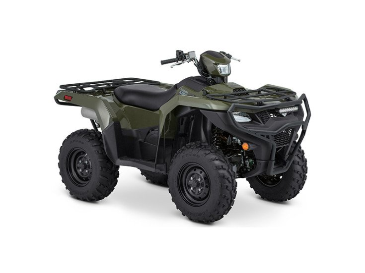 2020 Suzuki KingQuad 500 AXi Power Steering with Rugged Package specifications