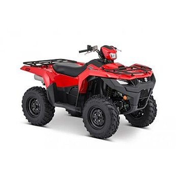 2020 Suzuki KingQuad 500 for sale 200851501