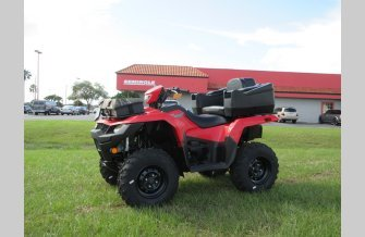 2020 Suzuki KingQuad 500 for sale 200896136
