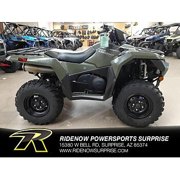 2020 Suzuki KingQuad 500 for sale 200914906