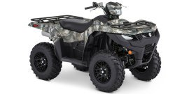 2020 Suzuki KingQuad 750 AXi Power Steering SE Camo specifications