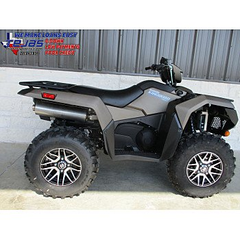 2020 Suzuki KingQuad 750 for sale 200799264