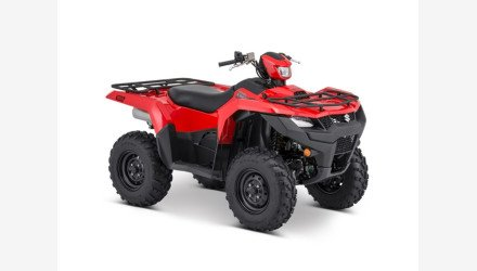 2020 Suzuki KingQuad 750 for sale 200996012