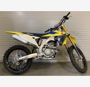 2020 Suzuki RM-Z250 for sale 200789758