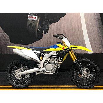 2020 Suzuki RM-Z450 for sale 200784420