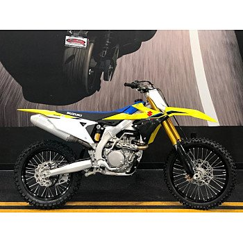 2020 Suzuki RM-Z450 for sale 200789325