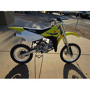 2020 Suzuki RM85 for sale 200827374