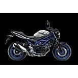2020 Suzuki SV650 for sale 200802396