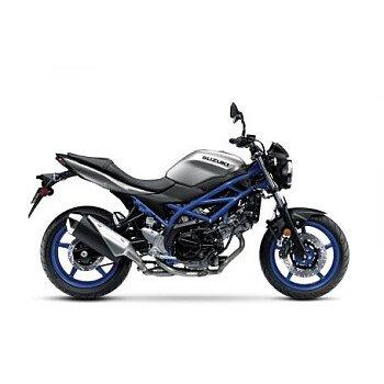 2020 Suzuki SV650 for sale 200812222