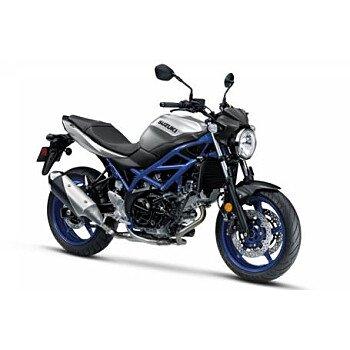 2020 Suzuki SV650 for sale 200923065