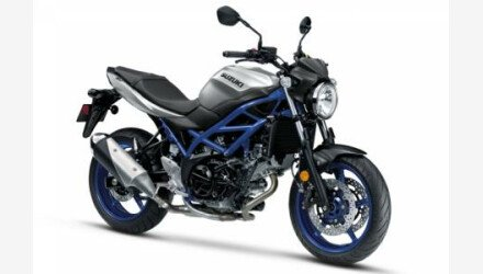 2020 Suzuki SV650 for sale 200923065