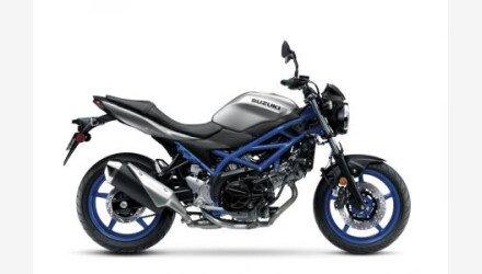 2020 Suzuki SV650 for sale 200941105