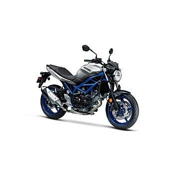 2020 Suzuki SV650 for sale 200965627