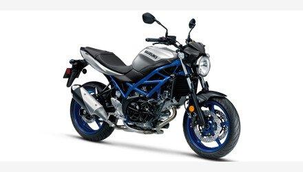 2020 Suzuki SV650 for sale 201070491