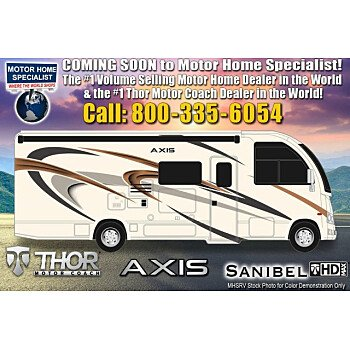 2020 Thor Axis for sale 300190497