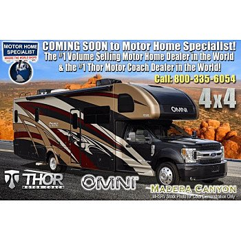 2020 Thor Omni for sale 300204537