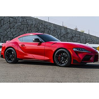 2020 Toyota Supra for sale 101381153