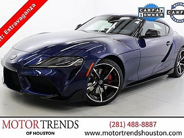 2020 Toyota Supra for sale 101434401