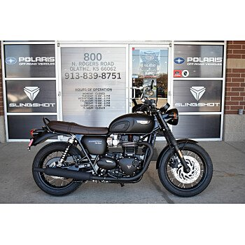 2020 Triumph Bonneville 1200 T120 for sale 200868455