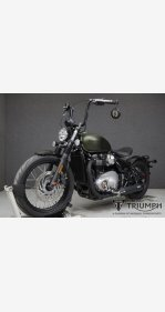 2020 Triumph Bonneville 1200 Bobber for sale 200872468