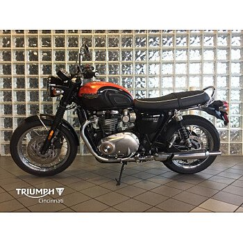2020 Triumph Bonneville 1200 for sale 200908695