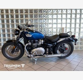 2020 Triumph Bonneville 1200 Speedmaster for sale 200908729
