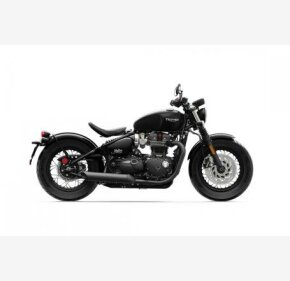 2020 Triumph Bonneville 1200 for sale 200929142