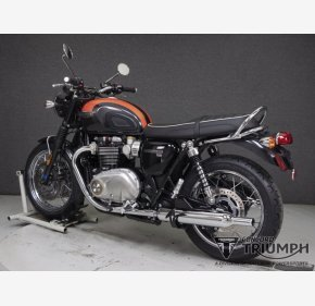 2020 Triumph Bonneville 1200 T120 for sale 200948349