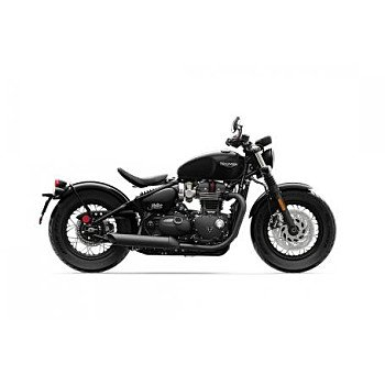 2020 Triumph Bonneville 1200 Bobber Black for sale 201057535