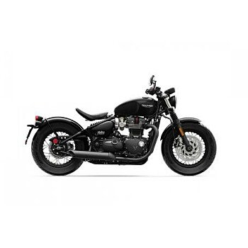 2020 Triumph Bonneville 1200 Bobber Black for sale 201087783