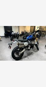 2020 Triumph Scrambler XE for sale 200893084
