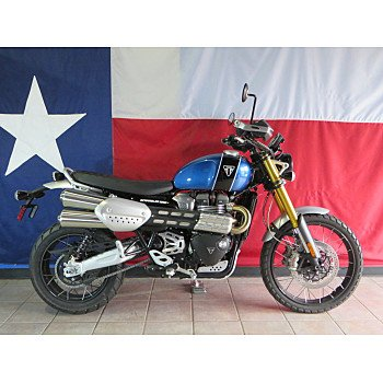 2020 Triumph Scrambler XE for sale 200936120