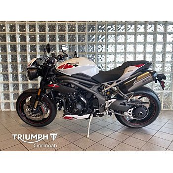 2020 Triumph Speed Triple RS for sale 200908740