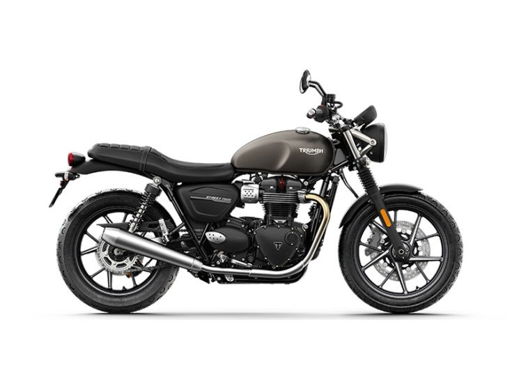 2020 Triumph Street Twin Base specifications