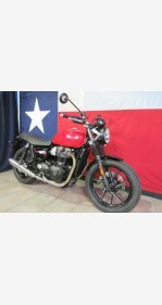 2020 Triumph Street Twin for sale 200936054