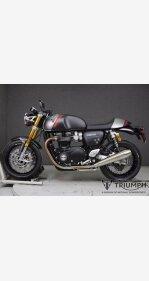 2020 Triumph Thruxton for sale 200942811