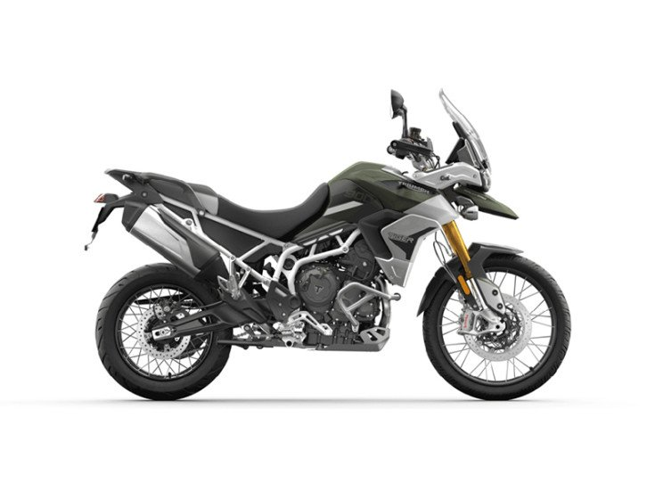 2020 Triumph Tiger 900 Rally Pro specifications