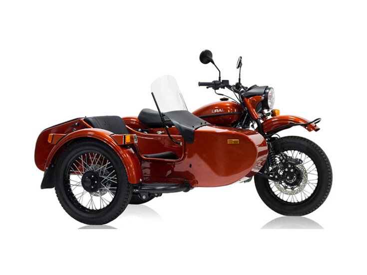 2020 Ural cT 750 specifications