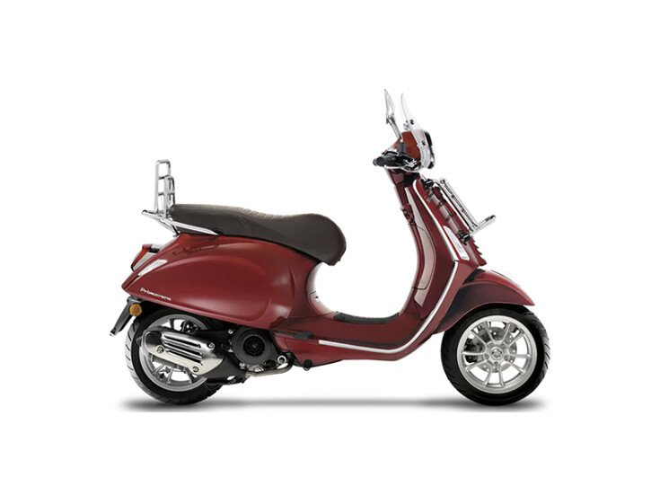 2020 Vespa Primavera 125 150 Touring specifications