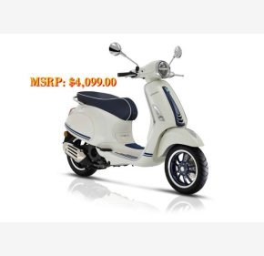2020 Vespa Primavera 50 for sale 200925029