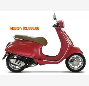 2020 Vespa Primavera 50 for sale 200925036