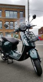 2020 Vespa Primavera 50 for sale 200925041