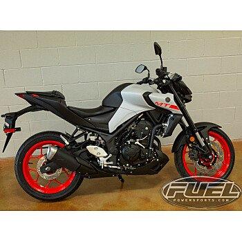 2020 Yamaha MT-03 for sale 200889781