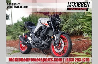 2020 Yamaha MT-03 for sale 200984621